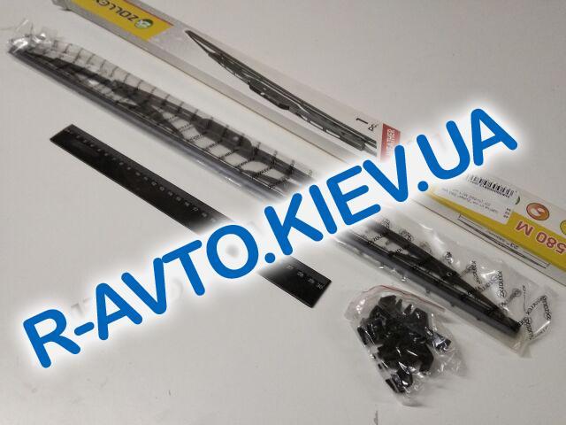 """Щетка ст-ля """"Zollex"""" 580 мм 23"""" (N-580 M) 1 шт."""