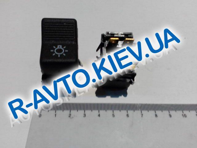 Включатель-клавиша света ВАЗ 2103 (6 конт.), Радиодеталь (П147-04.29)