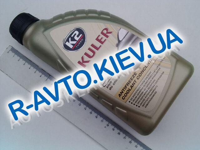 "Антифриз ""K2"" Kuler Konc концентрат (зеленый) 1 л."