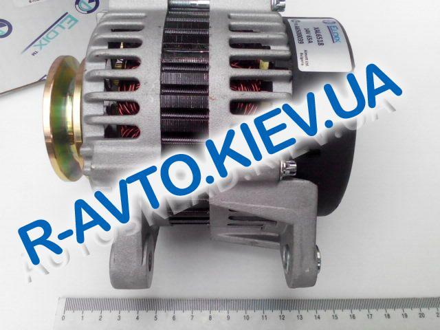 """Генератор Matiz 65А, """"Eldix"""" Болгария (XAL-6518-65A) ручейковый"""