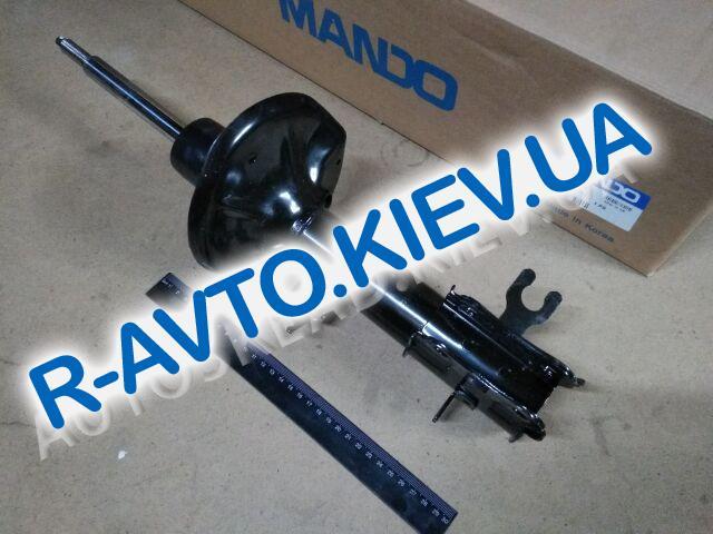 Амортизатор Aveo передний, MANDO правый (масло) (EX96586888)