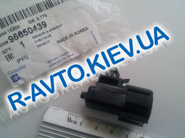 "Датчик температуры окружающей среды Aveo, ""GM"" Корея (96650439)"