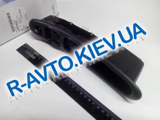 """Кнопки  электростеклоподъемника  Lanos, """"GM"""" Корея (96279323) 4-е двери с блоком"""
