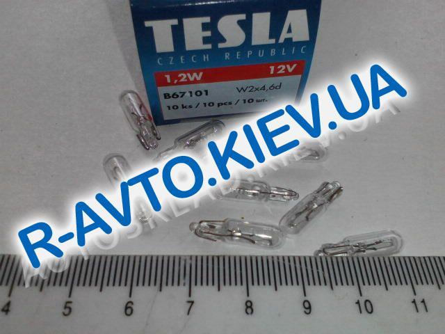 Лампа бесцокольная TESLA 12|1,2 (B67101) (10 шт. в уп.)