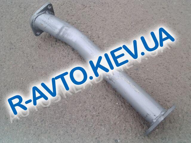 Труба вместо катализатора Lanos 1.4, Тернополь (кривой)