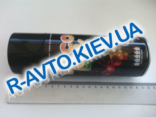 Краска Deco Blik (RAL 9005) Черный матовый (450мл)