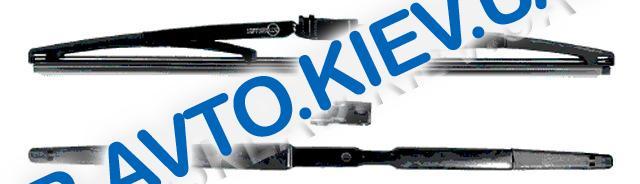 """Щетка ст-ля заднего """"Zollex"""" 380 мм (R-1015) 1 шт."""