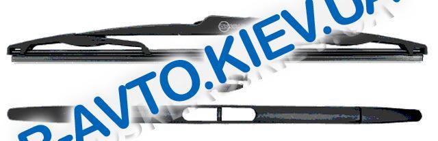 """Щетка ст-ля заднего """"Zollex"""" 350 мм (R-614) 1 шт."""