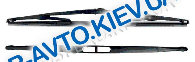 """Щетка ст-ля заднего """"Zollex"""" 400 мм (R-916) 1 шт."""
