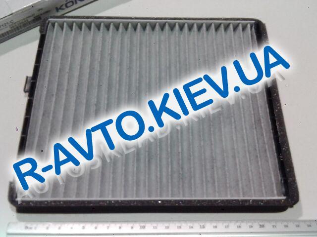Фильтр салона Aveo 1,5, Konner (KCF-7121-C) угольный
