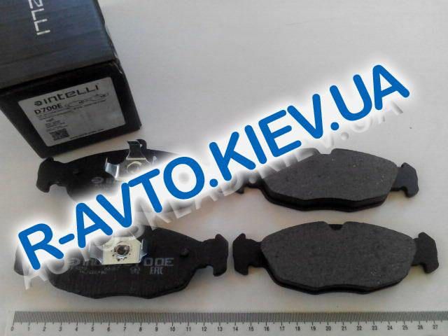 Колодки передние тормозные Nexia 1.6, Dafmi  Intelli (Д700Е)