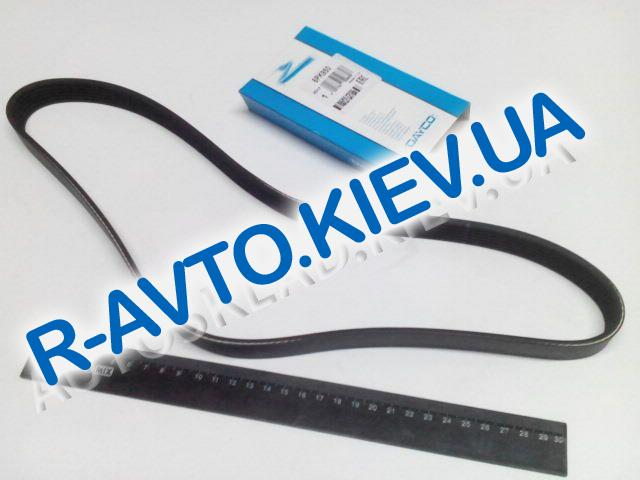 """Ремень генератора ручейковый Sens (с ГУР) 6PK950, """"DAYCO"""""""