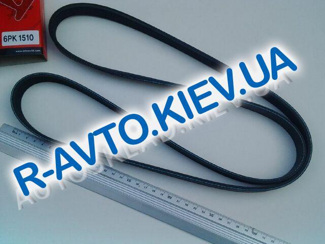 """Ремень генератора ручейковый Tucson (JM) 2.0 CRDi 6PK1510, """"DONGIL"""" (Корея)"""