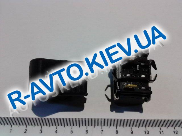 Включатель-клавиша света ВАЗ 2107 (2 конт.), Радиодеталь (ВК343-01.43)
