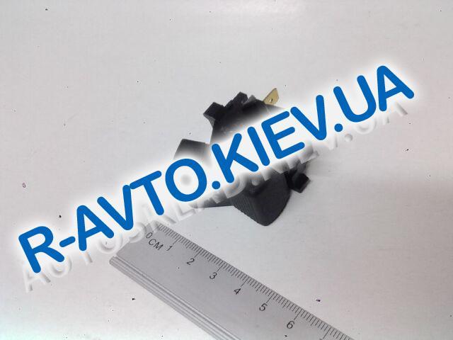 Включатель-клавиша света ВАЗ 2106 (2 конт.), Радиодеталь (ВК343-01.29)