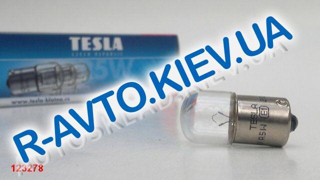 Лампа с цоколем TESLA, 12| 5 (B55101), (10 шт. в уп.)
