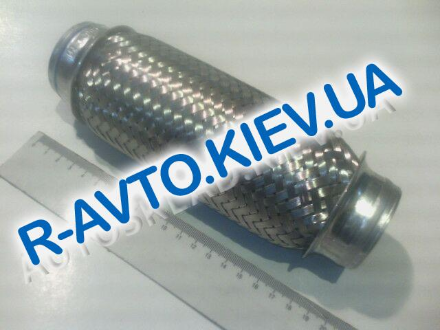 Гофра приемной трубы 45х200 мм., Matiz, Accent, RIBUKO (Корея)