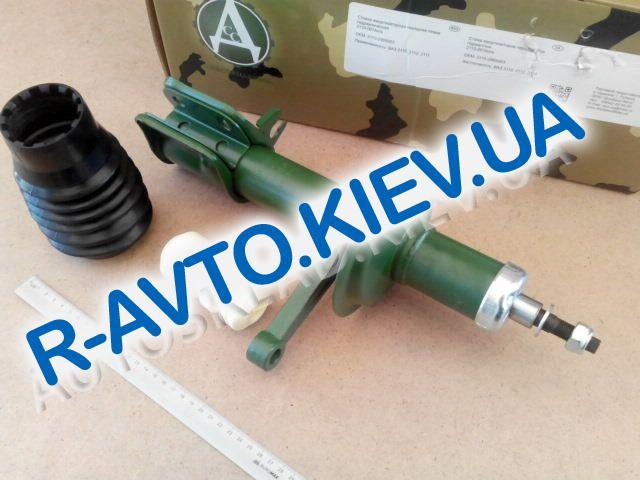 "Амортизатор ВАЗ 2110 передний стойка (масло), ""ССД"" (2110-001Ams), левая"