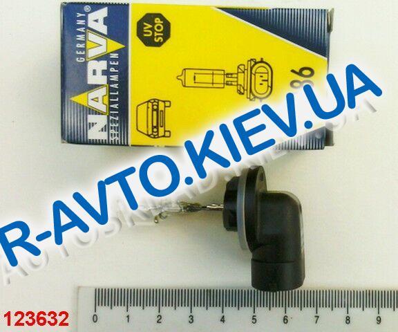 Лампа NARVA H27W|2 12,8V 50W PGJ13 (48056)(противотуманка)