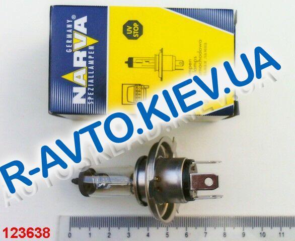 Лампа NARVA H4 24V 75|70-43 (48892)