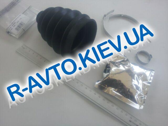 Пыльник ШРУСа Aveo, Lacetti 1.6 наружный, GUMEX (Польша) (96391553)  (пыльник+смазка+хомуты)