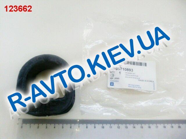 "Подушка (втулка) крепления рулевой рейки Lanos, ""GM"" Корея (520436) левая"
