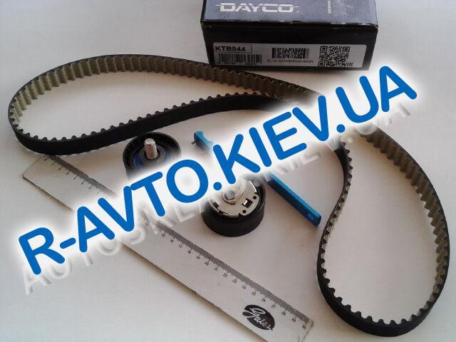 Ремень ГРМ ВАЗ 2170 DAYCO (KTB944)+РОЛИКИ