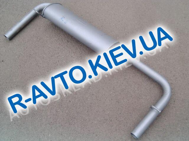 Глушитель ВАЗ 2123, Тернополь (2-е выпуск. трубы)