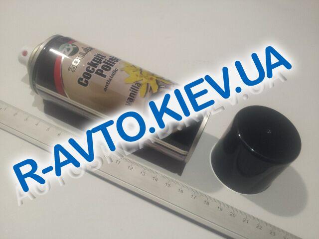 """Полироль """"торпеды""""(спрей) Zollex (VA200), ваниль 200 мл"""