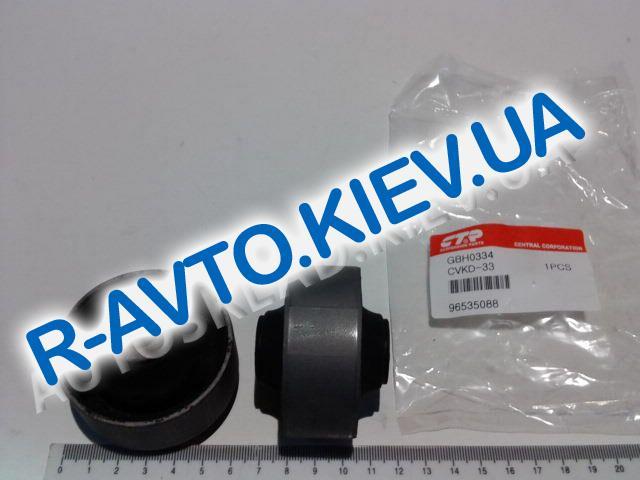 Сайлентблок переднего рычага (задний) Aveo, CTR (CVKD-33)