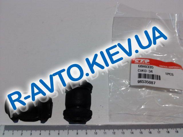 Сайлентблок переднего рычага (передний) Aveo, CTR (CVKD-34)