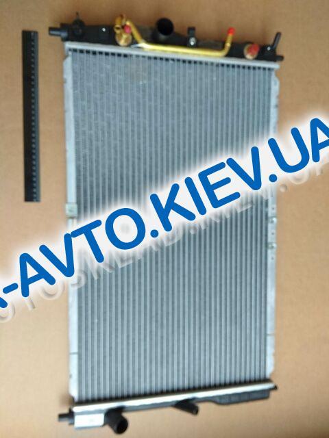 Радиатор охлаждения Lanos 1.4 АКПП, Лузар (LRc 04164b) с 2011 г. (алюм-паяный)