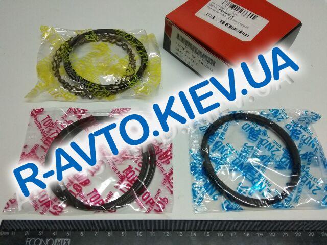 Кольца Aztec Lanos 1.6 1-й ремонт 0,25 (93740226)