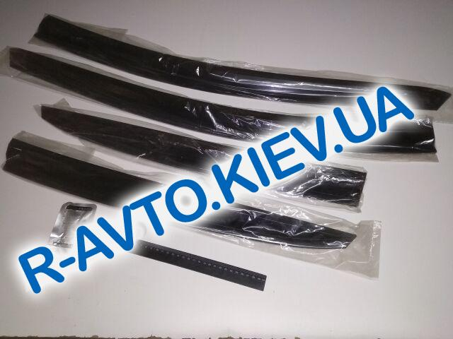 Ветровики Clover (Корея) i30 с 2011 г. (внешние) A138