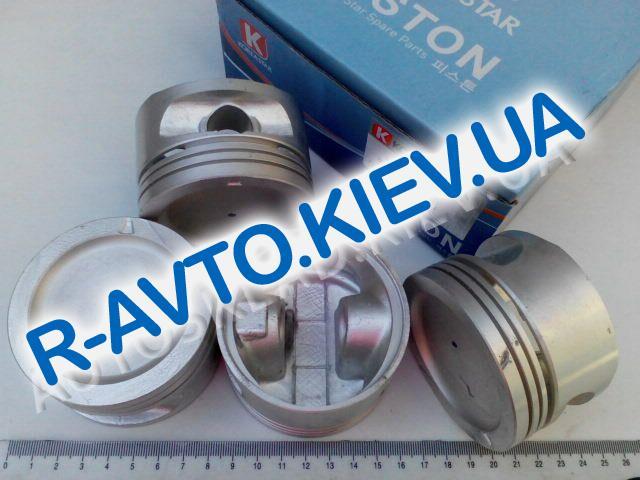 Поршень Lanos 1.5  76,50 стандарт, KOREASTAR (Корея) (KPTD-014-STD) к-т