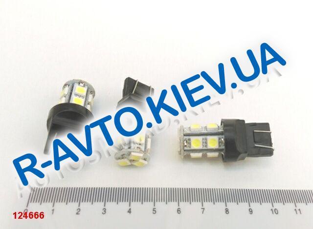 Лампа светодиод б|ц 12|21|5  T20 13SMD белая