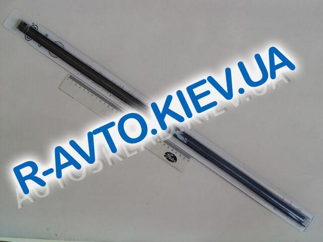 """Лента стеклоочистителя ALCA графитовая 710 мм (пара) """"Ёлка"""""""