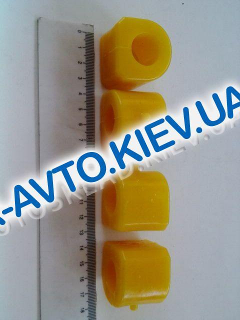 Втулки стабилизатора ВАЗ 2101 Россия полиуретан кт 4 шт