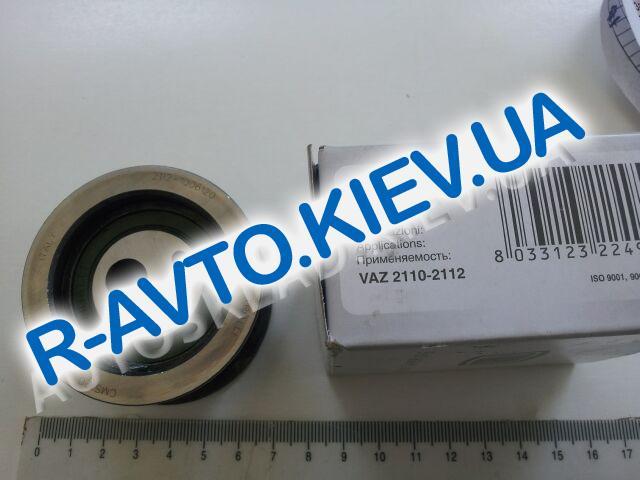Ролик ГРМ ВАЗ 2112 натяжной, метал. Trialli (CM S 120)