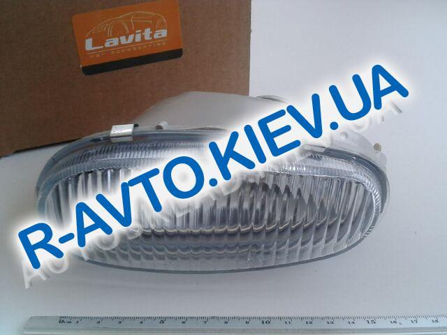 Фара противотуманная Lanos Lavita HY276AL левая