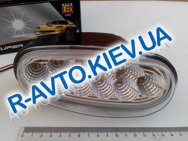 Фара противотуманная дневного света Lanos Lavita HY276AL LED левая