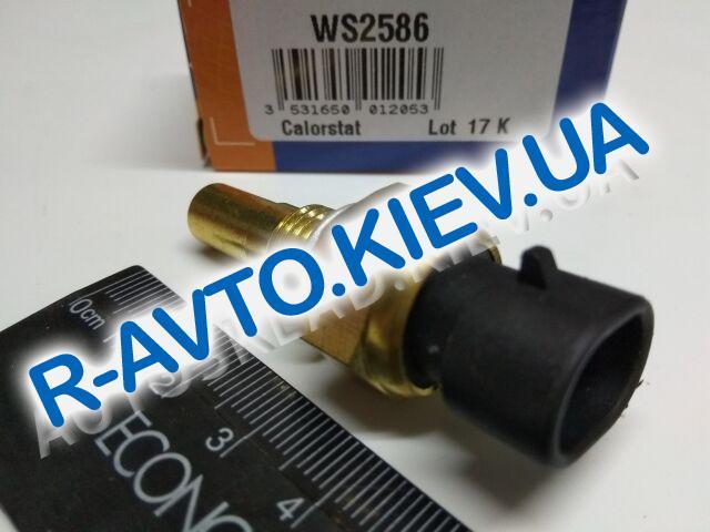 Датчик температуры охлаждающей жидкости (включения вентилятора) Lanos, VERNET (WS2586)