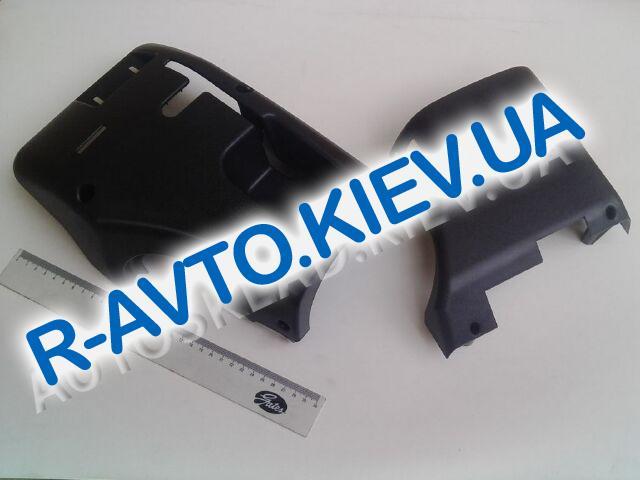 Кожух рулевого вала ВАЗ 2112, Россия (верхний+нижний)