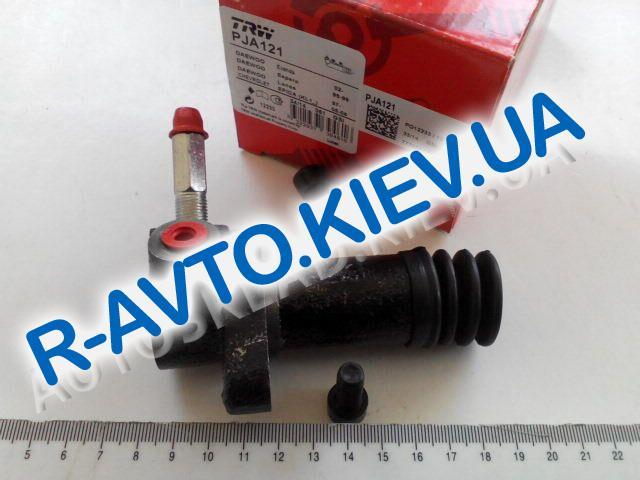 Цилиндр сцепления рабочий Lanos без кронштейна, TRW (PJA121) с штоком