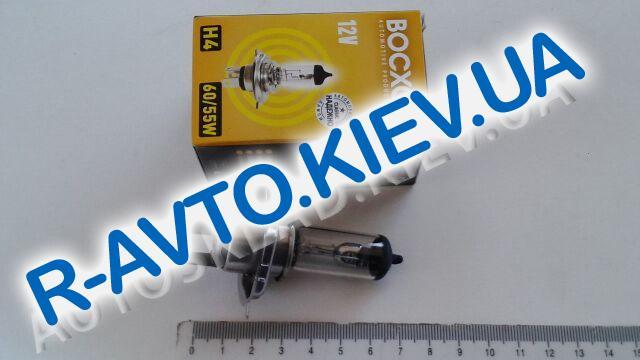 Лампа ВОСХОD H4 12v 60|55-43 (80614) (10 шт. в уп-ке)