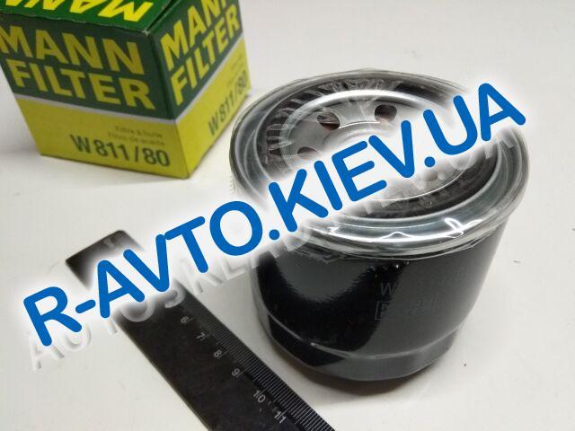 Фильтр масляный Hyundai KIA MANN W81180