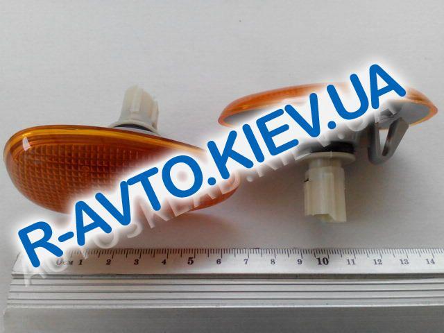 Повторитель на крыло Lanos желтый, АЕА Украина (25.3.04.26)