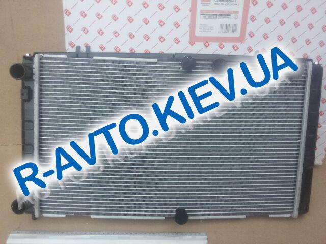 """Радиатор охлаждения ВАЗ 1118 с конд. PANASONIC, """"Дорожная карта"""""""