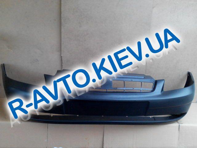Бампер ВАЗ 2170 передний голый Технопласт