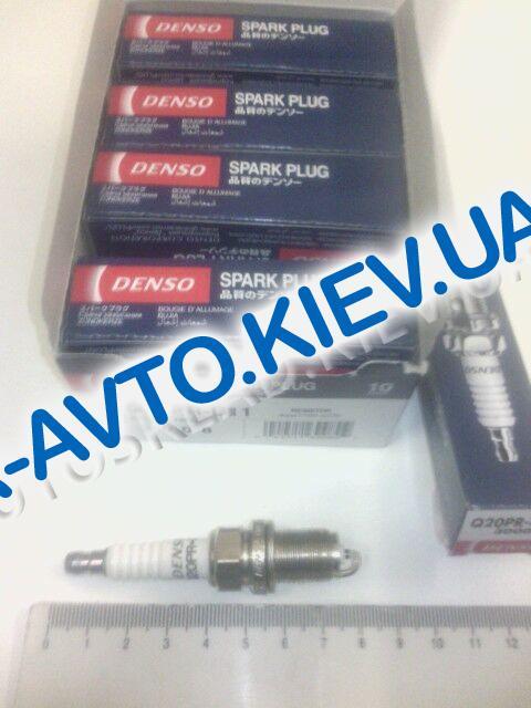 Свечи DENSO ВАЗ 2110-2112 16кл. D11 (Q20PRU11) ОДНА ШТУКА